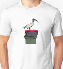 Bin Chicken Unisex T-Shirt