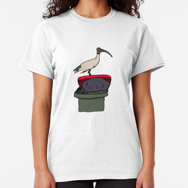 Bin Chicken Classic T-Shirt