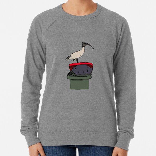 Bin Chicken Lightweight Sweatshirt