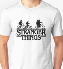 Stranger Things Bike Tshirt Unisex T-Shirt