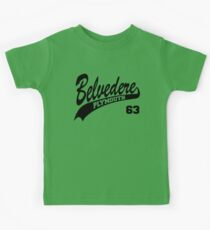 63 Plymouth Belvedere Kids Clothes