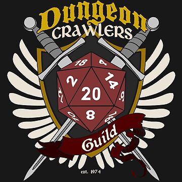 Dungeon Crawlers Guild - (Standard) by Milmino