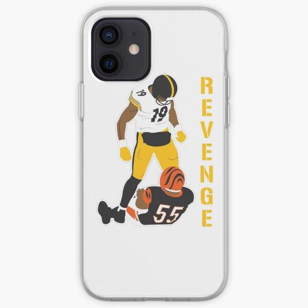 Juju Smith Revenge Tshirt iPhone Soft Case