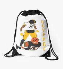Juju Smith Revenge Tshirt Drawstring Bag