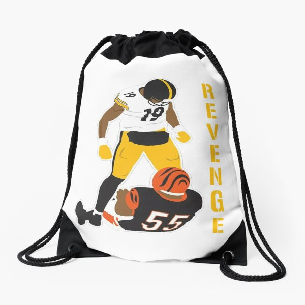 Juju Smith Revenge Tshirt Drawstring Bag