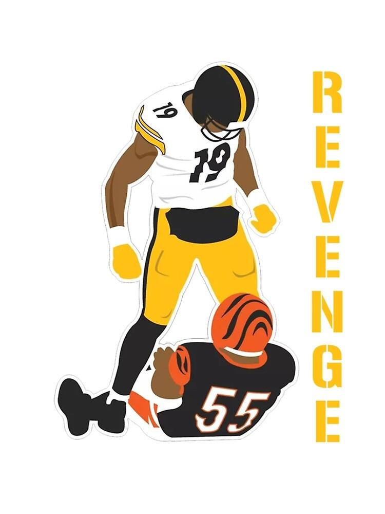 Juju Smith Revenge Tshirt by livpaigedesigns