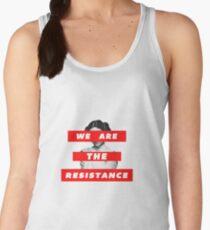 We Are The Resistance Part. deux  Women's Tank Top