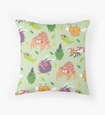 Pokemon Bug Throw Pillow