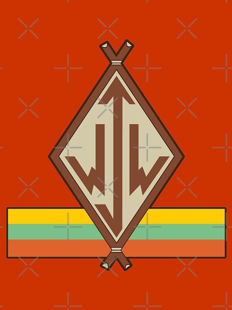 Junior Woodchuck Logo by robotghost
