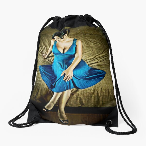 """Only the Lonely"" Drawstring Bag"