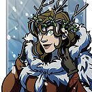 Winter Witch by LotMinx