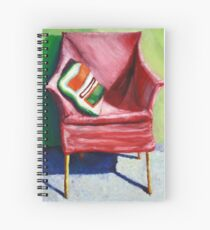 Chair Spiral Notebook