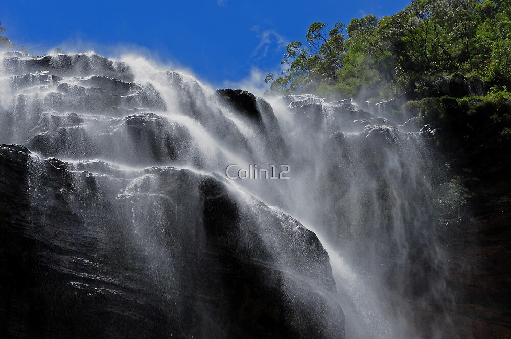 Wentworth Falls by Colin12