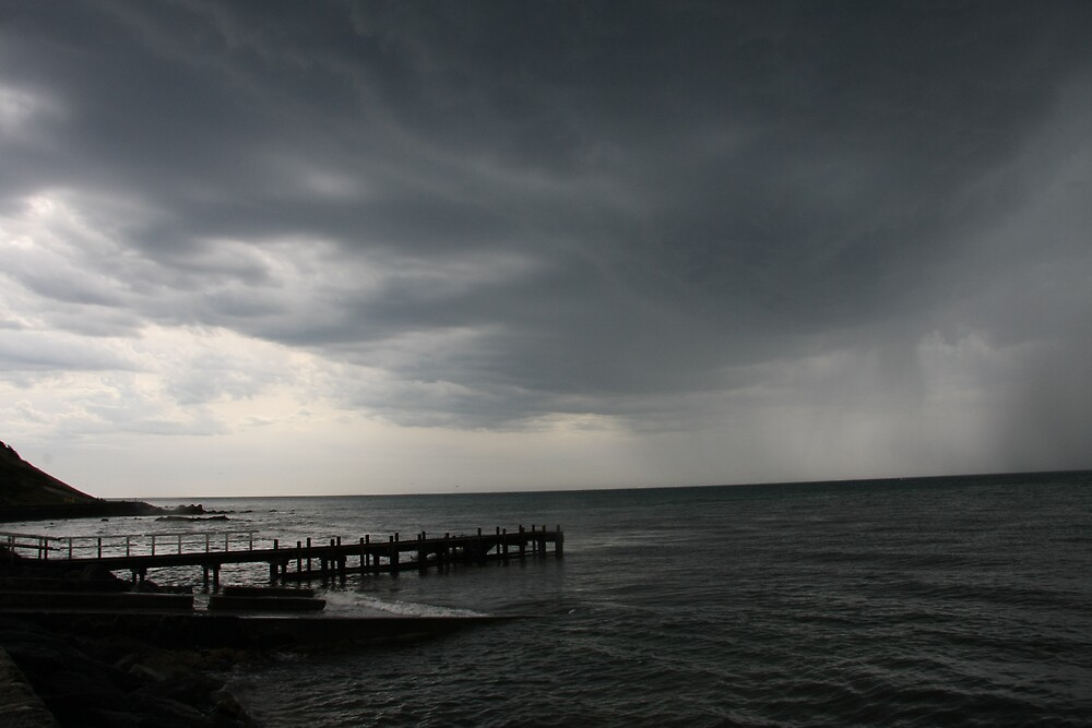 Calm Storm  by Amanda Hilcke