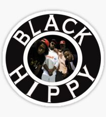 Black Hippy Sticker