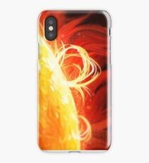 A Star's Life: Solar Flare iPhone Case/Skin