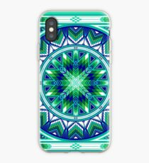 Sacred Places Green iPhone Case