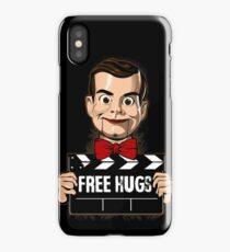 HORROR - Slappy Goosebumps iPhone Case