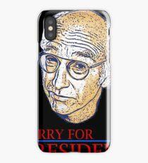Larry David Make Us Laugh  iPhone Case