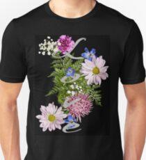 Flower Love Type T-Shirt