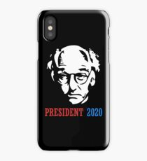 Larry David  Wining The Best Comedian Ever  iPhone Case