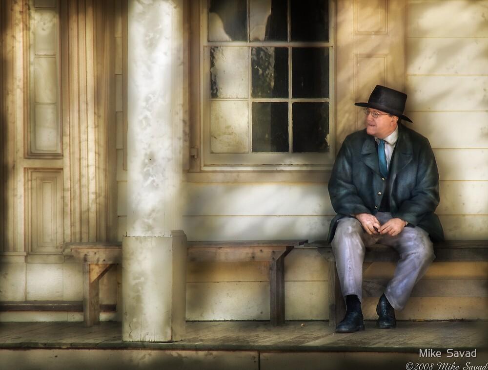 The Mayor by Michael Savad