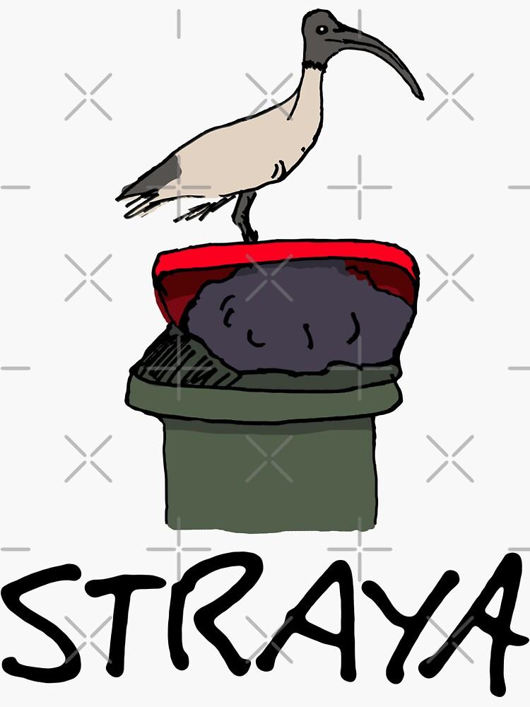 Straya by strayastickers