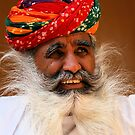 Smile from the wise man by amulya