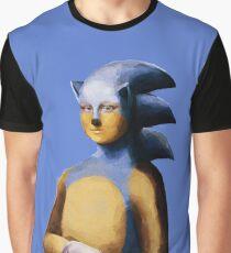 Sona Lisa Graphic T-Shirt