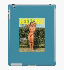 BEEFCAKE Magazine iPad Case/Skin