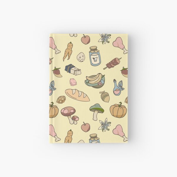 Hylian Wilderchef (Yellow Ver.) Hardcover Journal