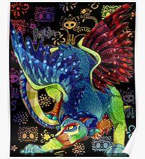 Pepita The Alebrije Poster