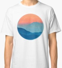Camiseta clásica Era espacial