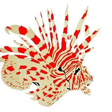 lionfish by E-McAleavey