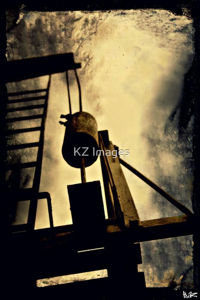 Fire Escape by KZ Images