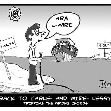 Ara l-Wire by Bertu