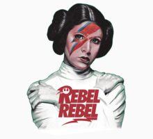 Rebel Rebel Leia | Unisex T-Shirt
