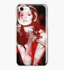 Splatter Buffy iPhone Case/Skin