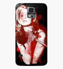 Splatter Buffy Case/Skin for Samsung Galaxy