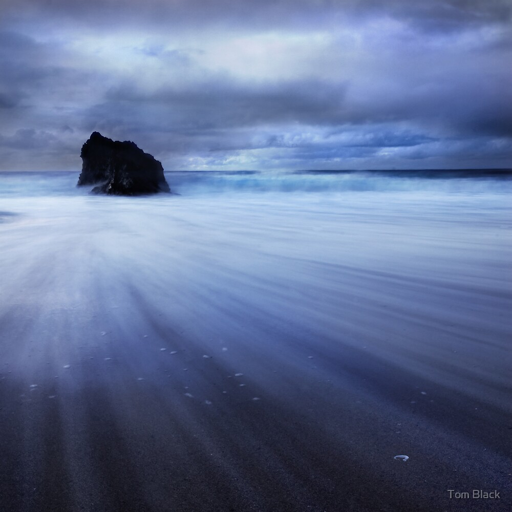 Land Sea Sky IV by Tom Black