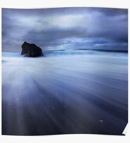 Land Sea Sky IV Poster