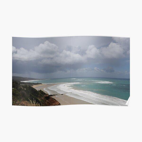 Great Ocean Road view Poster