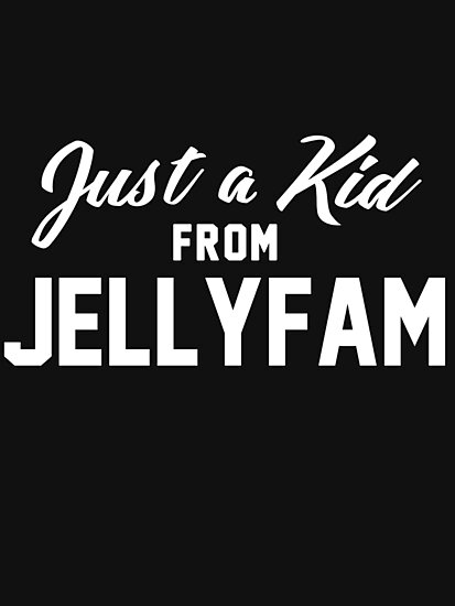 Just A Kid From Jelly Fam Photographic Print By 23jd45 Redbubble