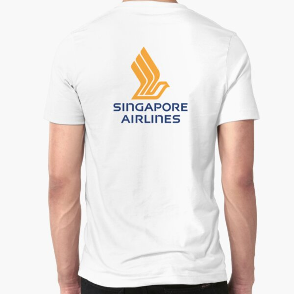 singapore airlines Slim Fit T-Shirt