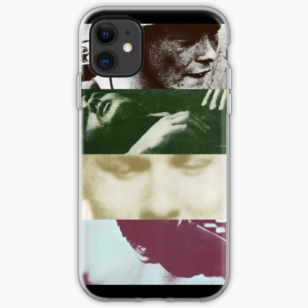 The Smiths Albums iPhone Soft Case