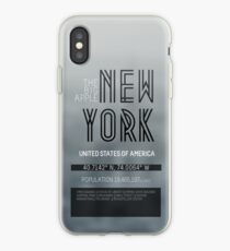 Metropole New York iPhone-Hülle & Cover