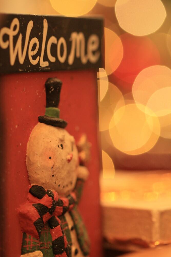 welcome by malina