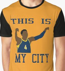 Victor Oladipo This is My City Graphic T-Shirt