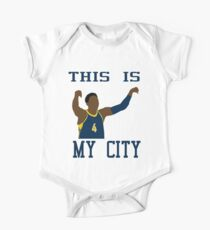 Victor Oladipo This is My City One Piece - Short Sleeve