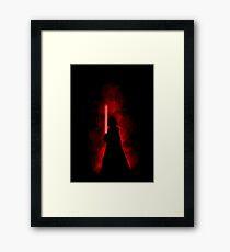 Star Wars Darth Vader Framed Print